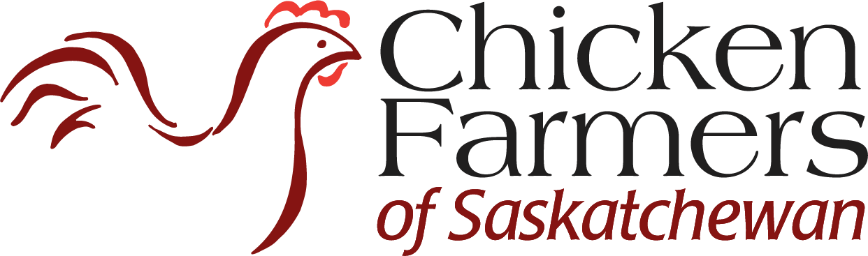 Chicken Farmers of Saskatchewan logo