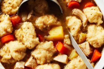 Acadian Stew – Chicken Fricot
