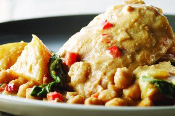 African Peanut Chicken Stew
